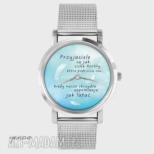 zegarek, bransoletka - przyjaciele są jak anioły , bransoletka, przyjaciel