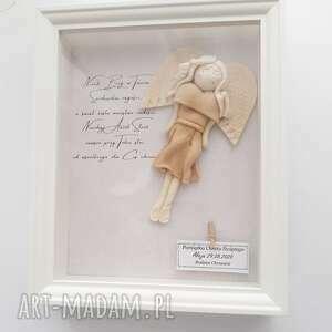 ramki anioł stróż dobrego życia sofia, stróż, prezent dla córki