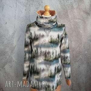 hand-made tuniki tunika/sukienka s/m
