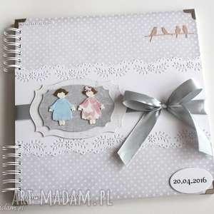 handmade scrapbooking albumy zamówienie specjalne p. moniki
