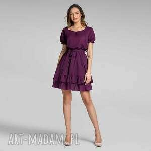 Sukienka melody super mini burgund sukienki livia clue mini