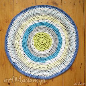 dywany kolorowy dywanik - bawełniany, dywan