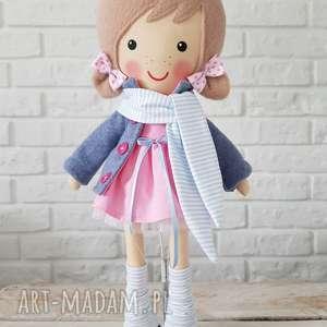 malowana lala aśka, lalka, przytulanka, noespodzianka, zabawka, prezent, dziecko