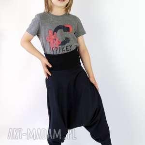 czarne haremki, dziecka, chłopca, dziewczynki, baggy, dresy