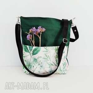 handmade na ramię roślinna listonoszka