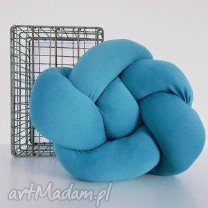 ręcznie robione poduszki podusia kłębusia
