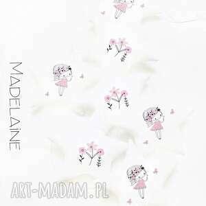 madelaine -girlanda, dziewczynka, motylek, gwiazdki, girlanda, dziewczynka