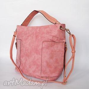torba z kieszeniami - torba, worek, torebka na rami 281 torebki