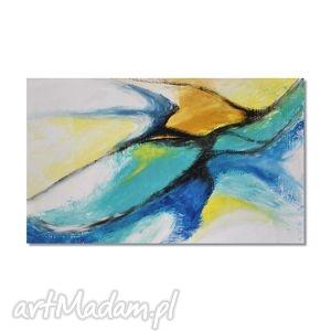 Abstrakcja IMBT, nowoczesny obraz ręcznie malowany, obraz, nowoczesny,