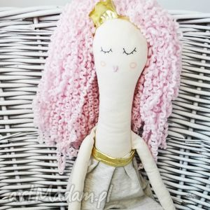 wróżka antonina, lala, szmaciana, szmacianka, prezent, urodziny, dziewczynki lalki