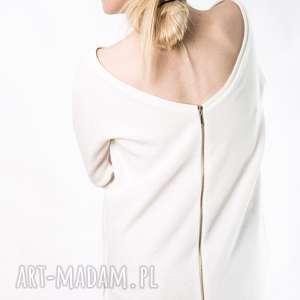 ręcznie wykonane swetry sweter v-back, rozmiar s