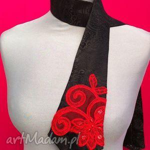 ręcznie robione krawaty krawat damski izabella
