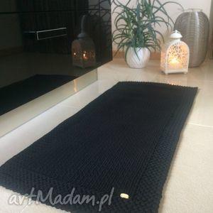 Dywanik w ramie , chodnik, carpet, sznurek, naturalny, bawełna