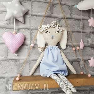 lalki tilda królik, lalka, dla dziecka, dziewczynka, prezent, króliś, dzień