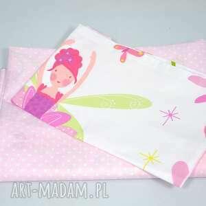 pościel niemowlaka fairy bell - pościel, niemowlaka, bawełniana
