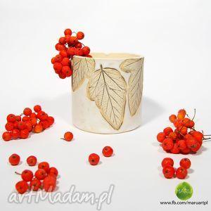 ceramiczny pojemnik do przechowywania, ceramika, kubek, rękodzieło, natura