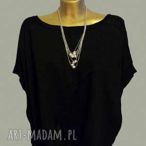 Perły ecru - naszyjnik sznurkowy, len, sznurki, perły, ecru, perełki, naturalny