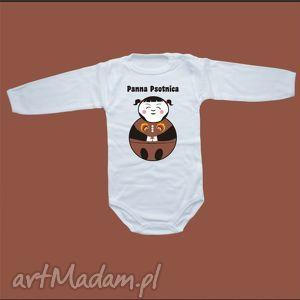 body niemowlęce panna psotnica/ pan psotnik, body, bluzka, dziecko, niemowlę