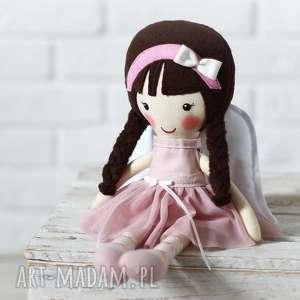 Prezent ANIOŁWK LAURA, lalka, zabawka, przytulanka, niespodzianka,