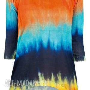 wyjątkowy prezent, letni sweterek s,m,l, print, nadruk, sweter, drukowany