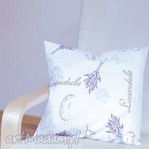 poduszki poduszka dekoracyjna z lawendą, poduszka, lawenda, dekoracyjna, poliester