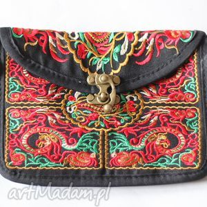 hmong, dymanicznie, kolorowo, etnicznie , haft