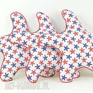 poduszka dekoracyjna 45x45cm - rozgwiazda - poduszki, poszewka, przytulanka, prezent