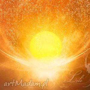 obraz energetyczny wdzięczność - płótno, obraz, nowowczeny, ezoteryczny