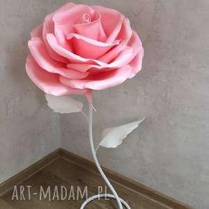 gigant kwiaty z izolon super dekoracją, dekoracją, domu, salonu, piękności