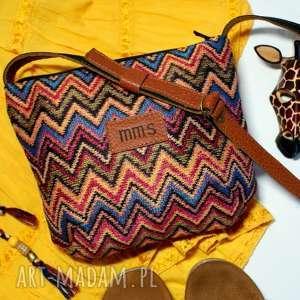 Mini Afryka, torebka, afryka, etno, wakacje, kolor