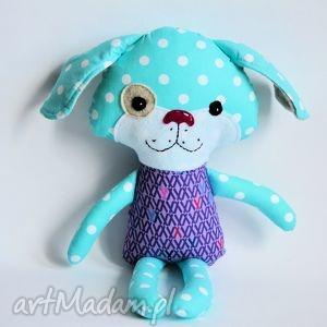 pies kejter - ula - 44 cm - pies, zabawka, dziecko, dziewczynka, maskotka, przytulanka
