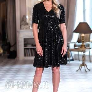 Sukienka Paris, moda, karnawał, sylwester, wesele, studniówka