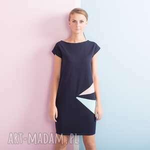 kite navy blue, sukienki ubrania