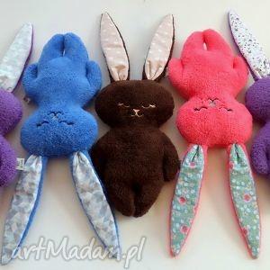 Luluś brązowy, królik, zajączek