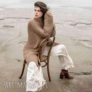 sweter sarnia (płaszcz, kardigan ciepły, lekki, stylowy)