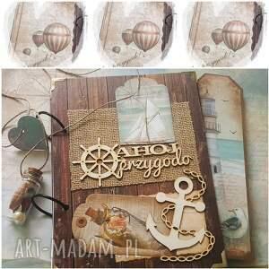 dziennik /pamiętnik podróży marzeń, dziennik, pamiętnik, wakacje, plaża, może