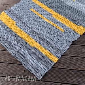 dywan - chodnik, sznurek, bawełna, eco, dom, dekoracja