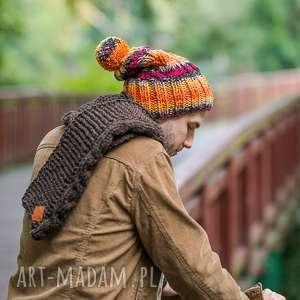 handmade czapki endorfina jesień