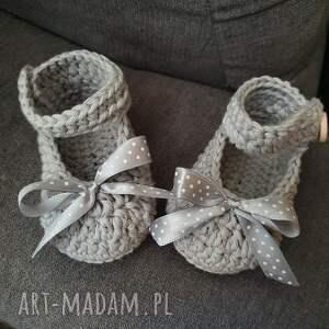 wyjątkowy prezent, buciki balerinki, buciki, dziewczynka, ręcznie wykonane