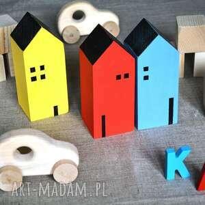 3 domki pokoik dziecka wooden love domki, dom, domek, drewniane