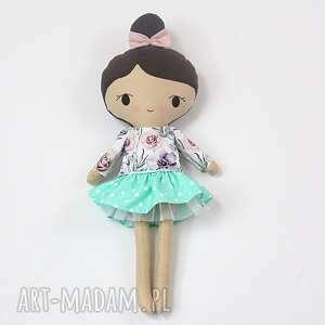 ręcznie wykonane lalki lalka przytulanka weronika, 45