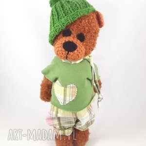Rudi - wykonany na zamówienie dla pani ewy j zabawki wernika miś