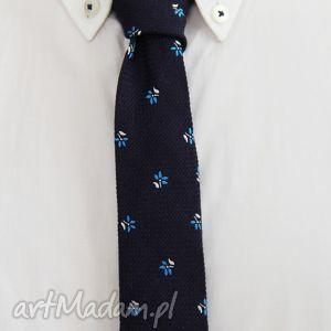 Prezent Krawat jedwabny, krawat, on, prezent, jedwab, len