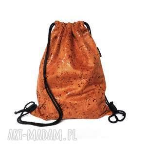plecak worek zamszowy, plecak, worek, wygodny, miękki, podróżny