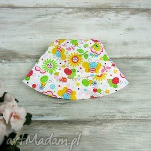 handmade dla dziecka kapelusz dla dziecka, wiosenny