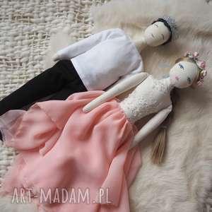 lalki lalka #227, szmacianka, księżniczka, książę, przytulanka, zakochanapara
