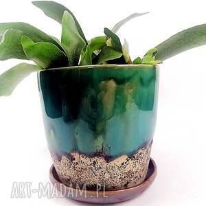 handmade ceramika donica ceramicyna