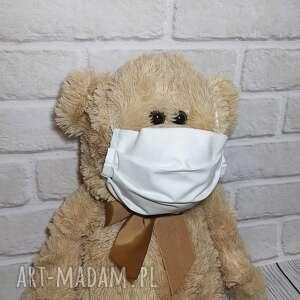 maseczki maseczka ochronna bawełniana dla dorosłych z drucikiem na nos