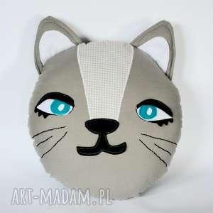 Poduszka - Kotek, kotek, poduszka, dziecko, maskotka, przytulanka, urodziny