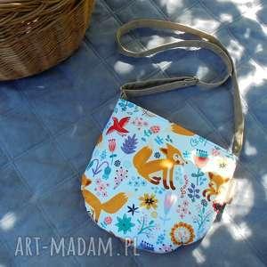 torebki mini hobo w lski, małatorba, torbawliski, lisy, modnatorba, oryginalnatorba